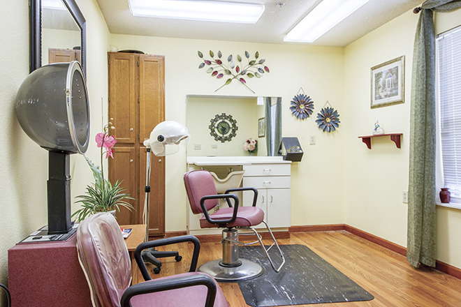 Brookdale New Bern Salon