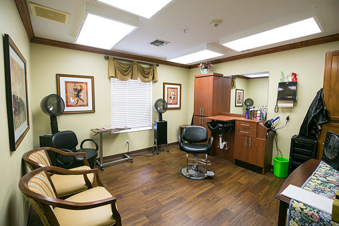 Brookdale New Braunfels Salon