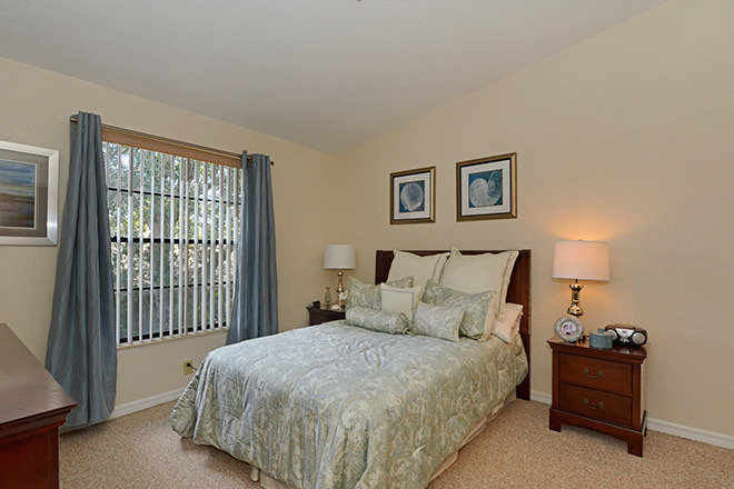 Brookdale New Port Richey Bedroom