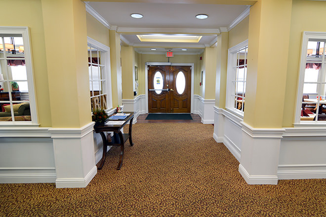 Brookdale Newnan Foyer