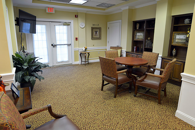 Brookdale Newnan Common Area