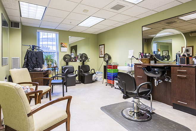 Brookdale Niskayuna Salon