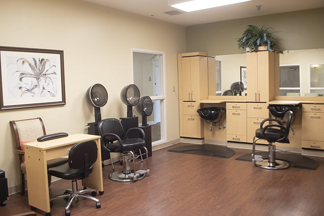 Brookdale North Austin Salon