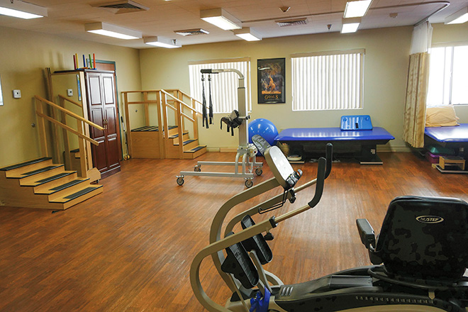 Brookdale North Chandler Skilled Nursing Therapy Room