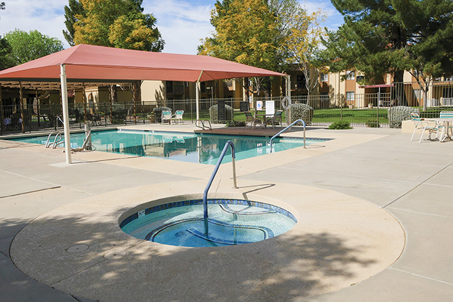 Brookdale North Chandler Skilled Nursing Pool