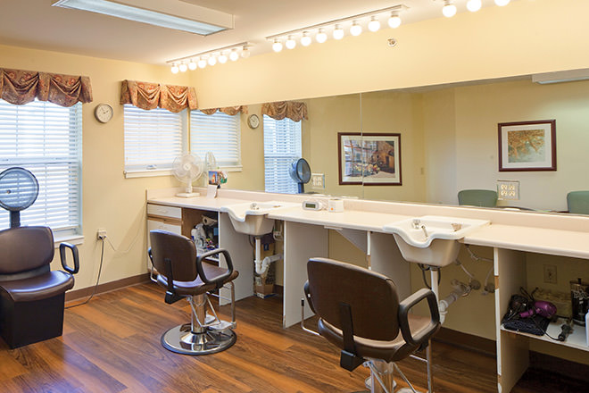 Brookdale North Chelmsford Salon