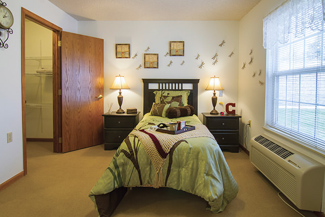 Brookdale North Loveland Bedroom