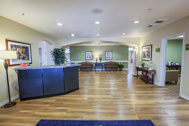 Foyer Area Utah : Brookdale north ogden senior living and memory care in