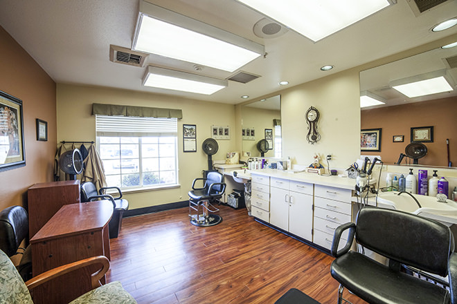 Brookdale North Ogden Salon