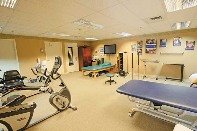 Brookdale North Scottsdale Fitness Room