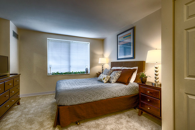 Brookdale Northbrook Bedroom