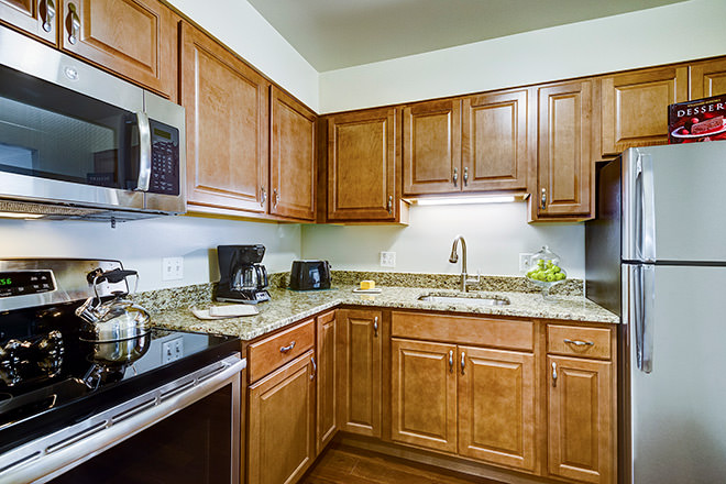 Brookdale Northbrook Kitchen
