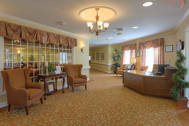 Brookdale Northdale Foyer