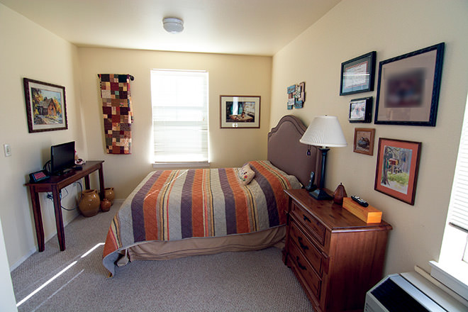 Brookdale northwest reno senior living and memory care for Live in caregiver room and board