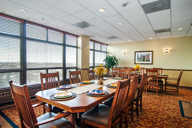 Brookdale Oak Park Private Dining