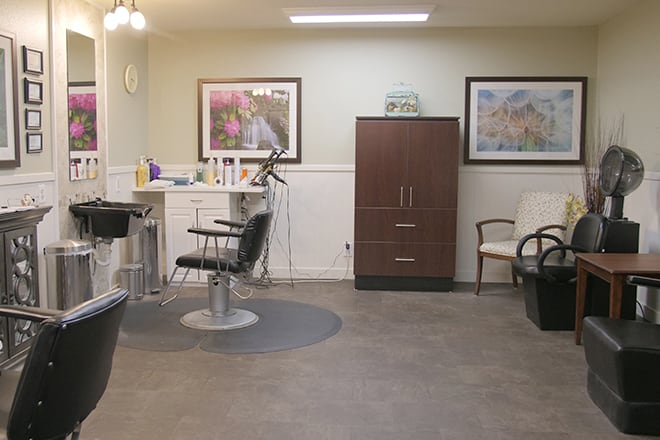 Brookdale Ontario Salon