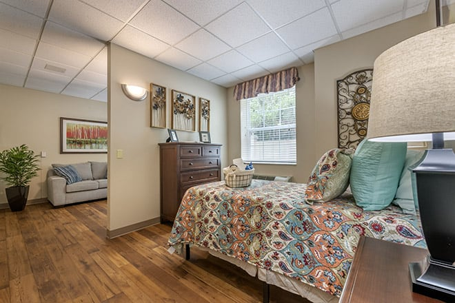Brookdale Ormond Beach Bedroom