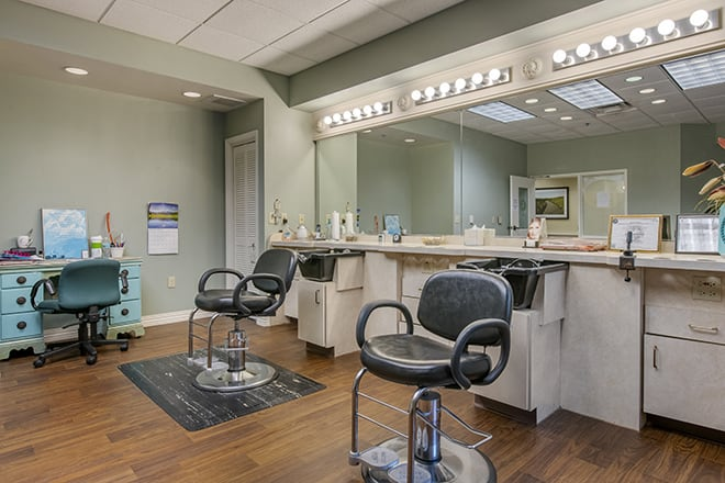 Brookdale Ormond Beach Salon
