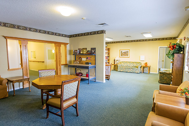 Brookdale Owatonna  MC (MN) Activity Room