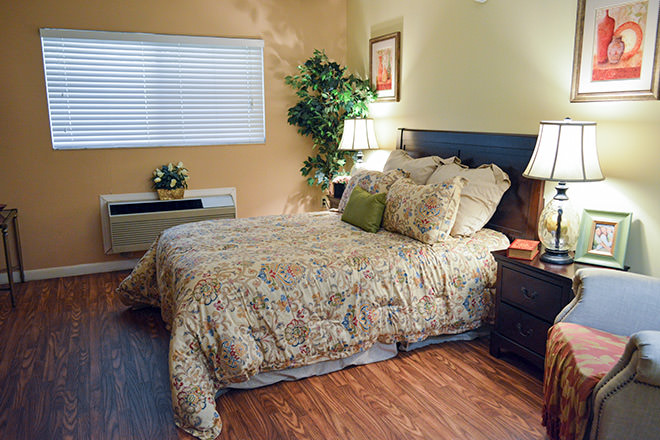 Brookdale Paddock Hills Bedroom