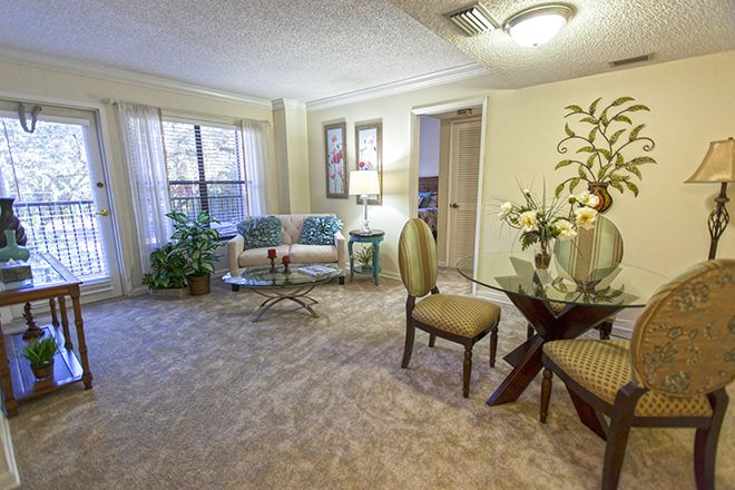 Brookdale Palm Beach Gardens Living Room