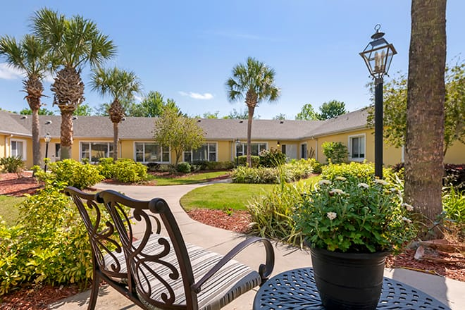 Assisted Living In Palm Coast Florida
