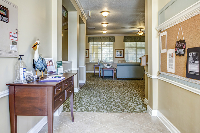 Brookdale Panama City Foyer