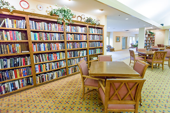 Brookdale Paulin Creek Library