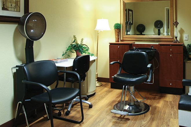 Brookdale Pecan Park Salon