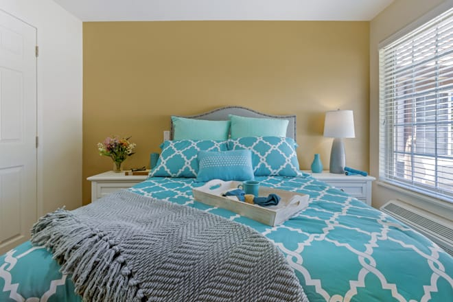 Brookdale Peoria Bedroom