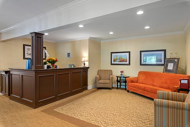 Brookdale Pleasant Hills Foyer