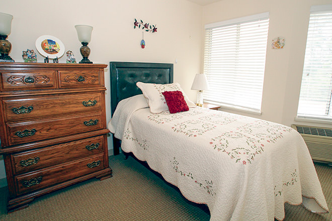 Brookdale Pleasant Prairie Bedroom