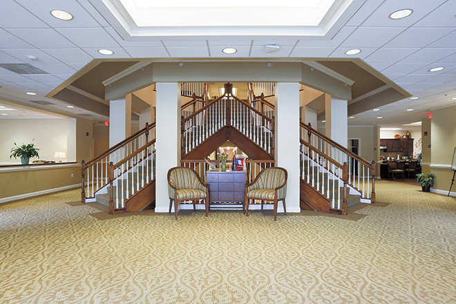 Brookdale Potomac Foyer
