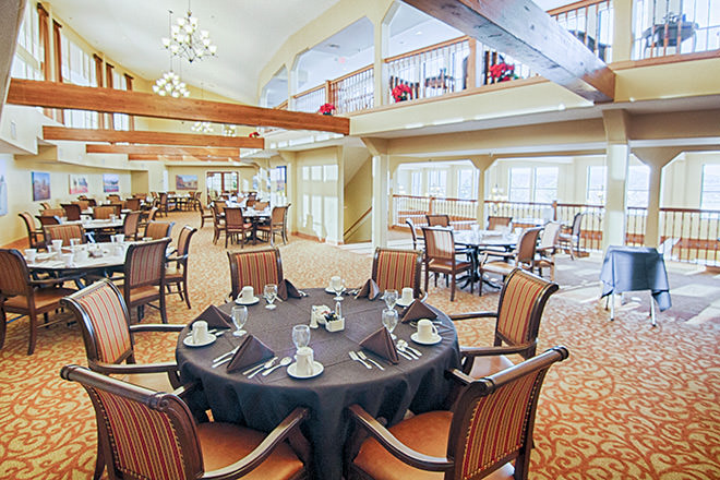 Brookdale Prescott Dining Room