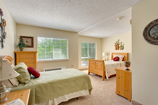 Brookdale Preston Companion Bedroom