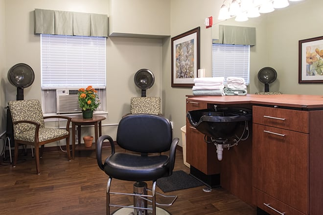 Brookdale Reynolda Road Salon