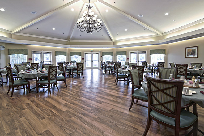 Brookdale Richland Dining Room