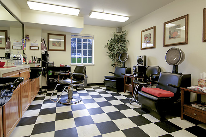Brookdale Richland Salon