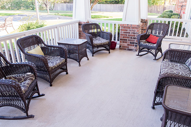Brookdale Richland Hills Front Porch