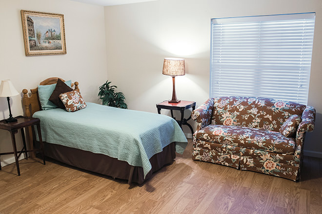 Brookdale Richland Hills Bedroom