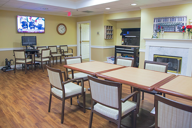 Brookdale Richmond Heights  Activity Room