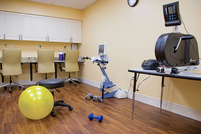 Brookdale Richmond Heights  Fitness Room