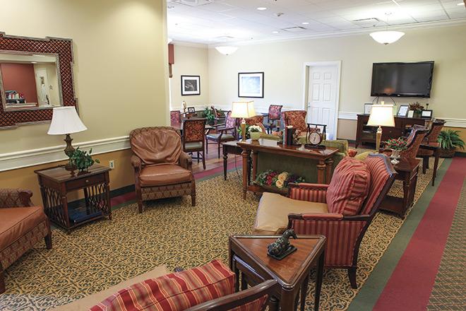 Brookdale Richmond Place Skilled Nursing Common Area