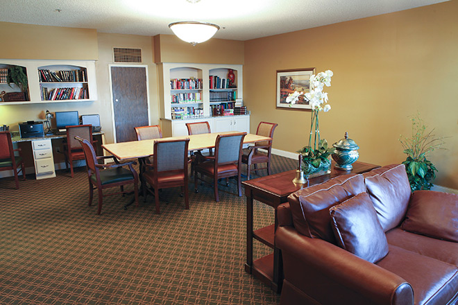 Brookdale Richmond Place Skilled Nursing Library