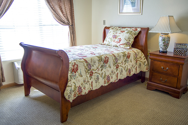 Brookdale Rocky Mount Bedroom