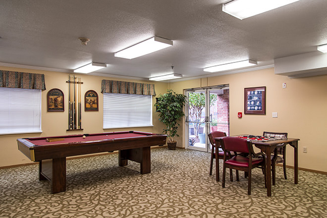 Brookdale Russellville Billiards