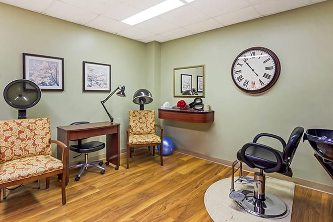 Brookdale Salem Salon