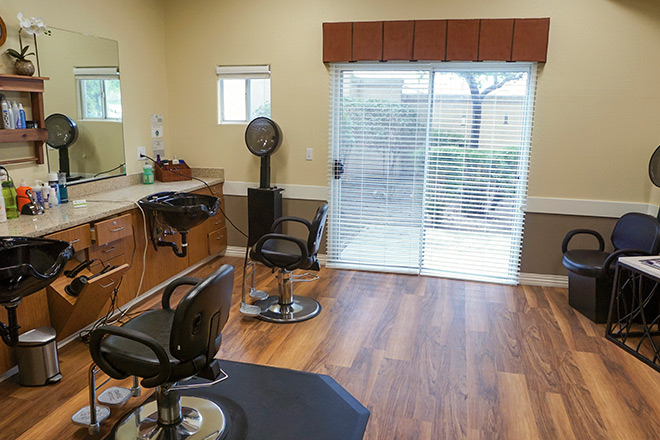 Brookdale Salinas Salon