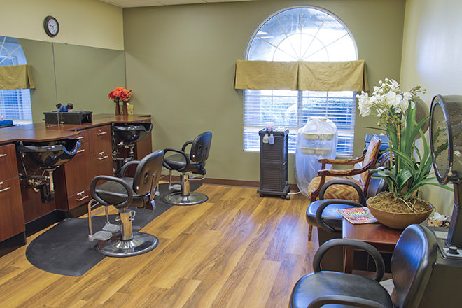 Brookdale San Dimas  Salon