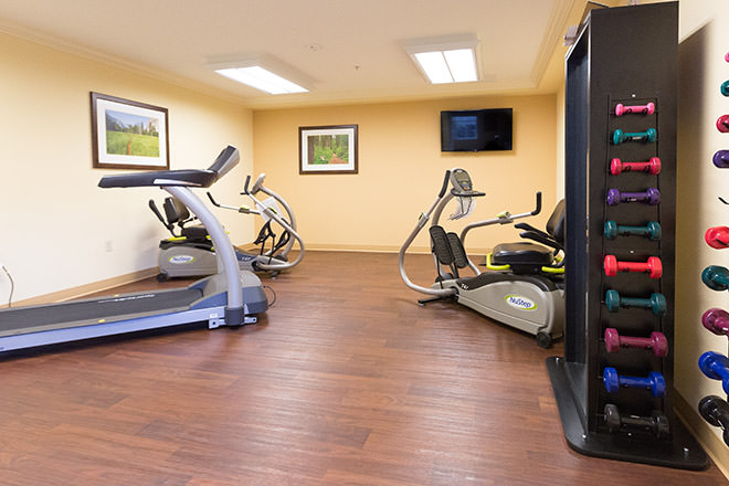Brookdale San Jose Fitness Room